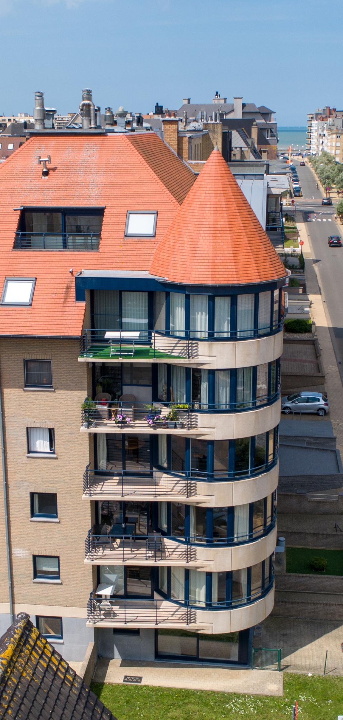 Les Ailes appartement te koop Koksijde
