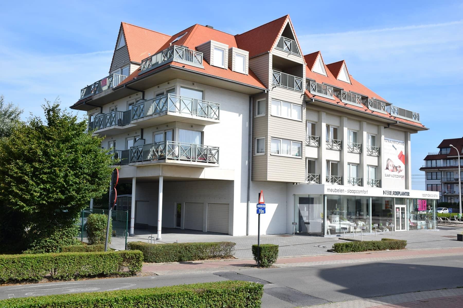 Triniteyt appartement te koop Nieuwpoort