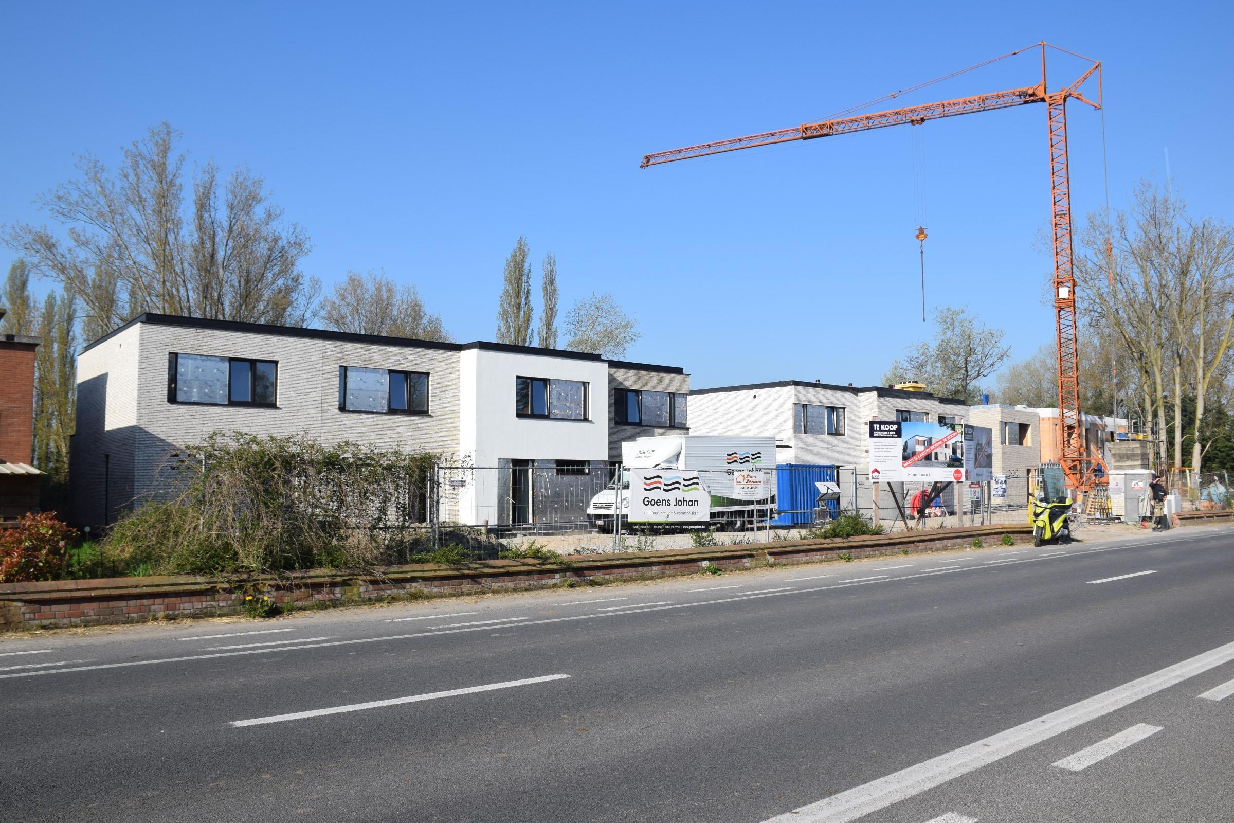Nieuwbouw woning te koop Veurne PannePoort