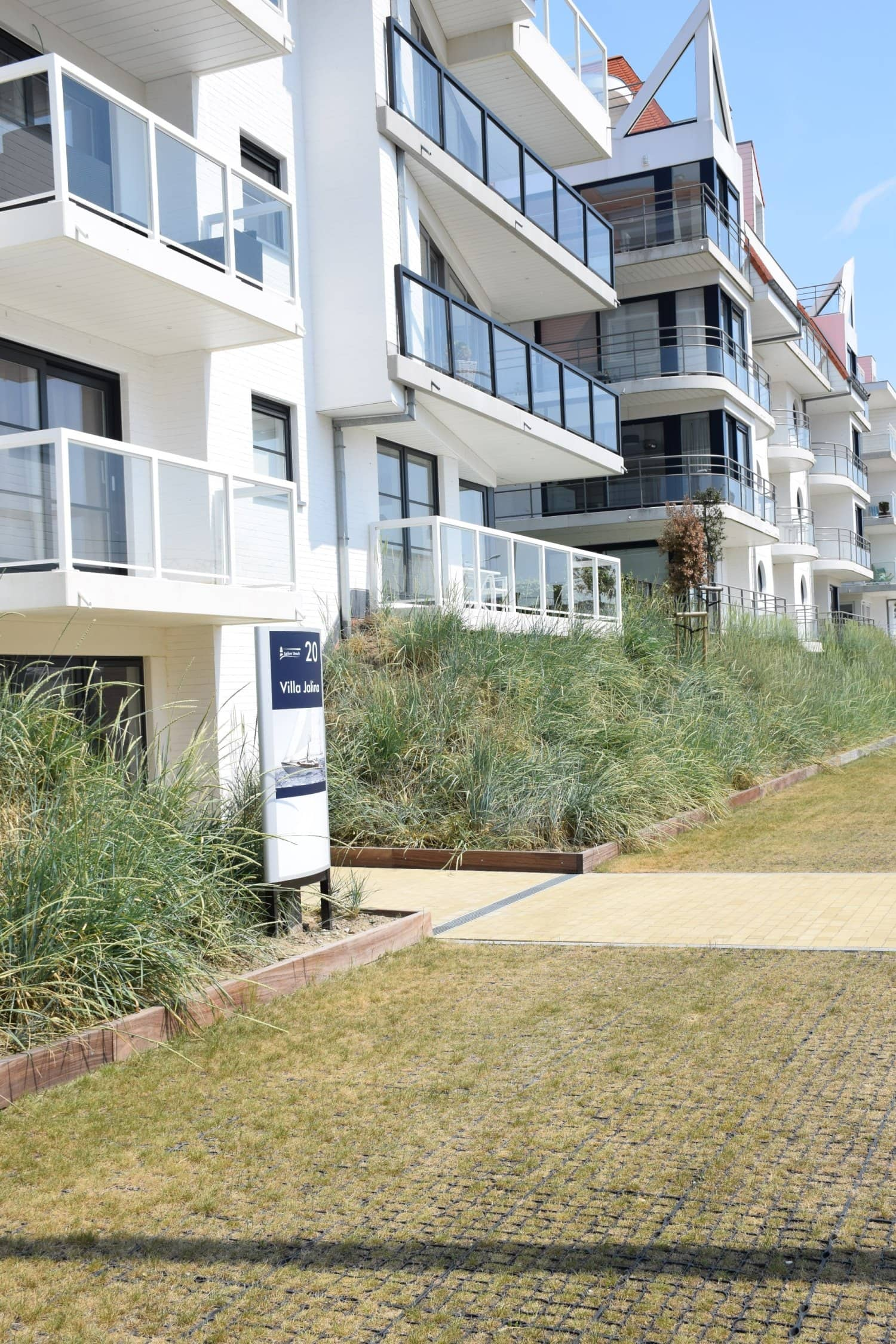 Sailors Beacht appartement te koop Nieuwpoort