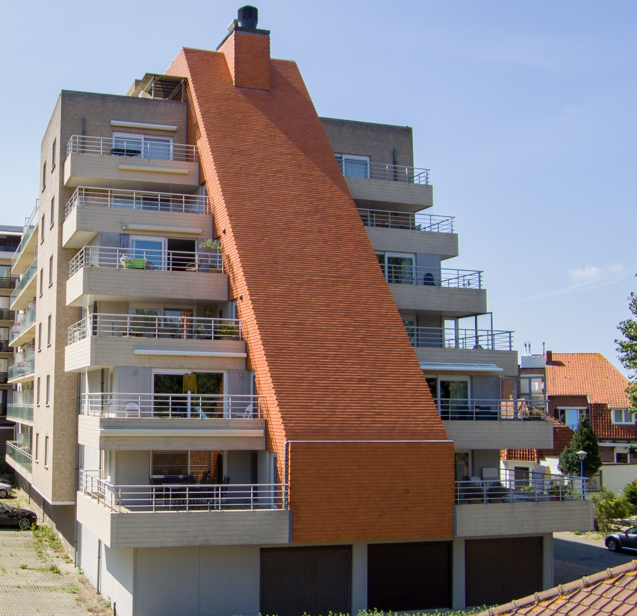 zandroos II appartement te koop koksijde