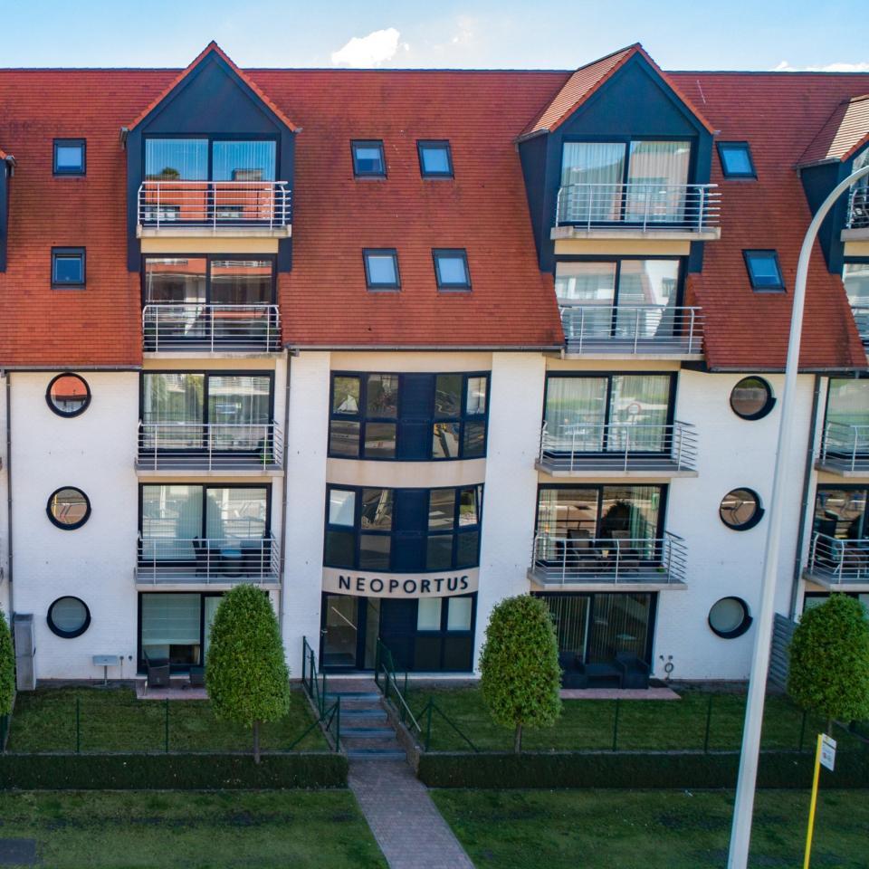 Neoportus appartement te koop Nieuwpoort