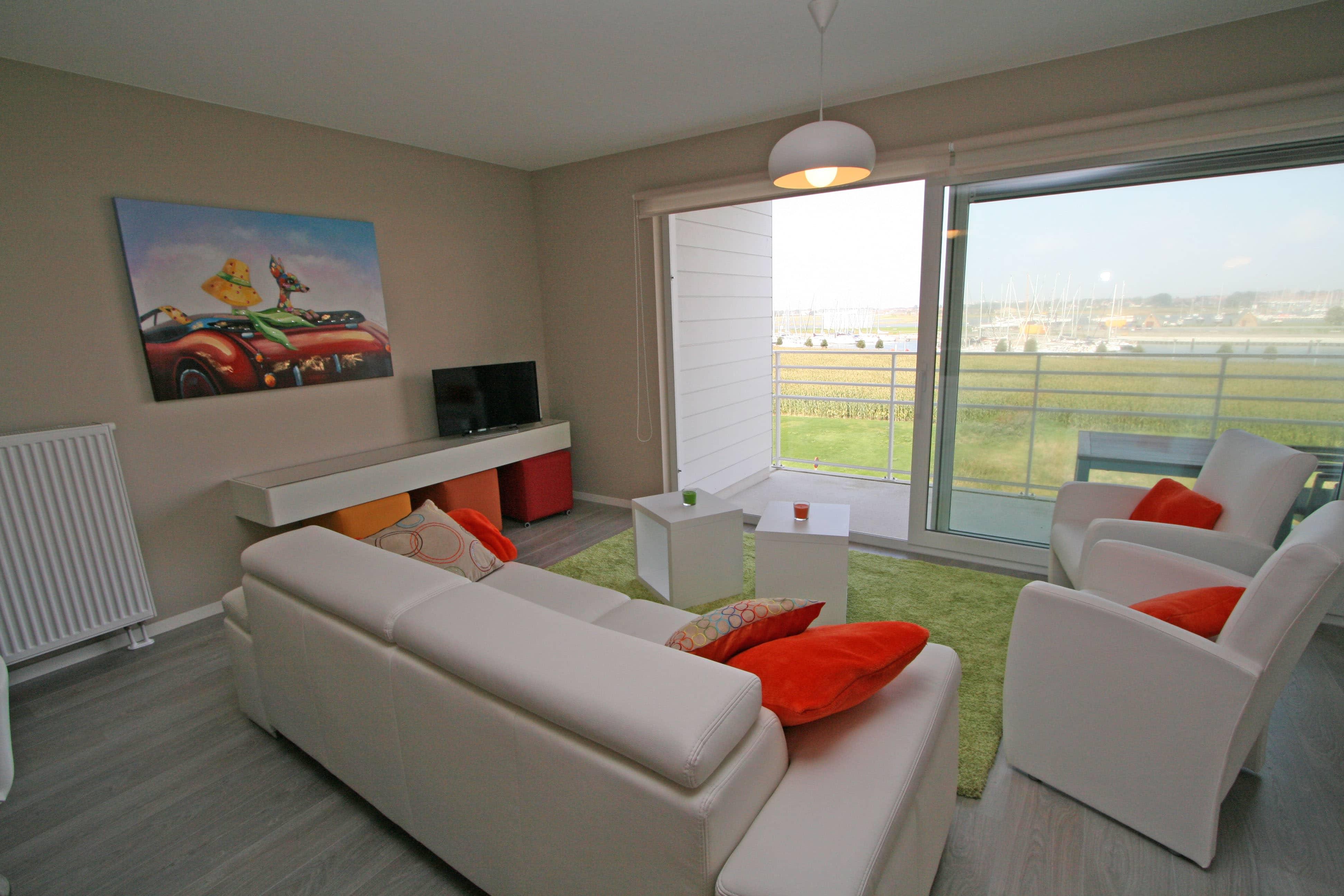 Group ap verkoop appartement unieke ligging aan de kust